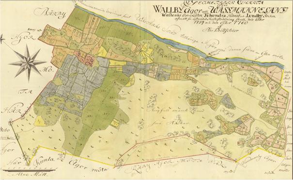 Wallby-karta