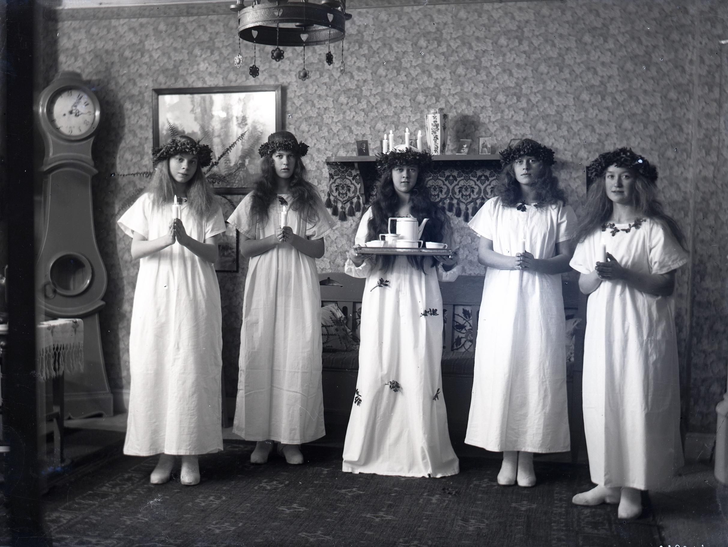 Lucia Aroslund 1923